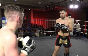 Watch: Rian Carragher v Chris Sarte - Deliverance 5