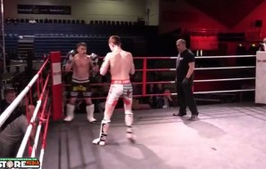 Watch: Tommy Griffin vs Carl McKeever - Fighting Spirit 1