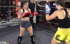 Watch: Emilym Webber vs Sarah Donne - RFC 3