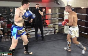 Watch: Marijus Jamosenko vs Kiaran Tumulty - RFC 3