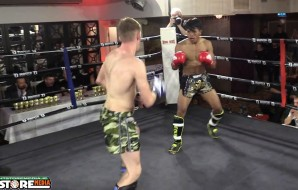 Watch: Rutjati 'Wit' Khruacha vs Frank Meagher - RFC 3