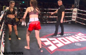 Watch: Ciara Donnelly vs Paula Antonia - Siam Warriors Superfights/Lion