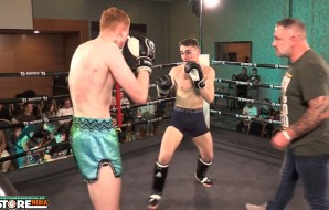 Watch: Conor Twomey vs Alex Kelly - Cage Legacy