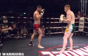 Watch: Dylan Meagher vs Keith Wally Levins - Siam Warriors Superfights/Lion Fight 48