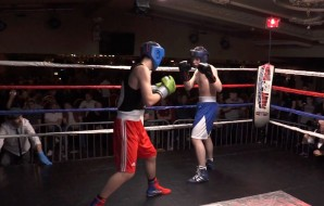 Watch: Eddie Corcoran vs Tj Massey - Blood, Sweat and Tears 4