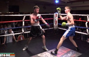 Watch: James Naan vs Keley McClorey - Blood, Sweat and Tears 4