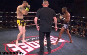 Watch: Jeanderson Castro vs Ciaran Kearney - Siam Warriors Superfights/