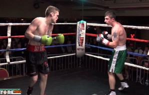 Watch: Jordan Woods vs Sean Montgomery - Blood, Sweat and Tears 4