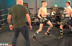 Watch: Shea Leathem vs Stephen McPeak