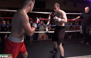 Watch: Stephen Treacy vs Shane McClorey - Blood, Sweat and Tears 4