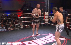 Watch: Wayne Cambridge vs Eddie Abasolo - Siam Warriors Superfights