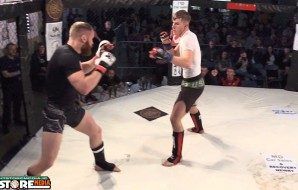 Watch: Aaron Quinn vs Paul Buckley - Cage Legacy 10
