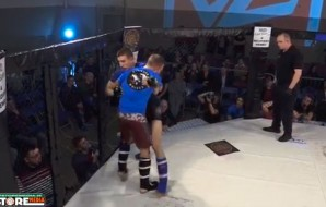 Watch: Armand Herczeg vs Paul Steward - Cage Legacy 10
