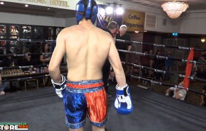Watch: Brandon Duggan vs Aaron Rccelson - Midlands Mayhem