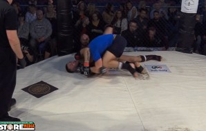 Watch: Ervins Linmeiers v Steve Costello - Cage Legacy 10