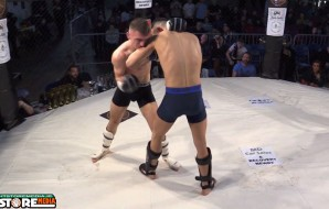 Watch: Jack Hamill vs Leon Hill - Cage Legacy 10