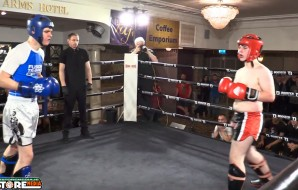 Watch: Luke Cleary vs Peter Ryan - Midlands Mayhem