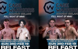 [Results] Cage Warriors Academy Ireland 2