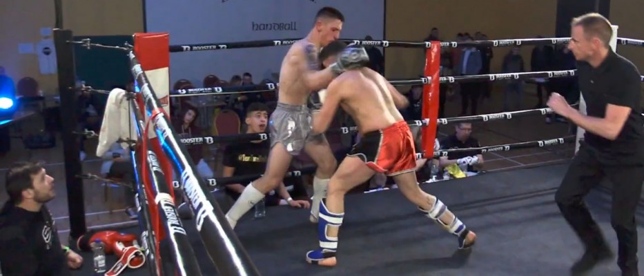 Watch: Abanoub Fares vs Sergio Stanstei - Full Power Right Night 5