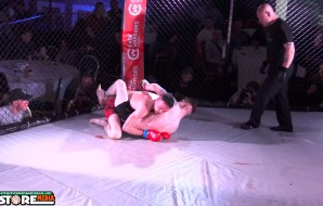 Watch: Dean Watters vs Daragh Hart - Cage Warriors Academy Ireland
