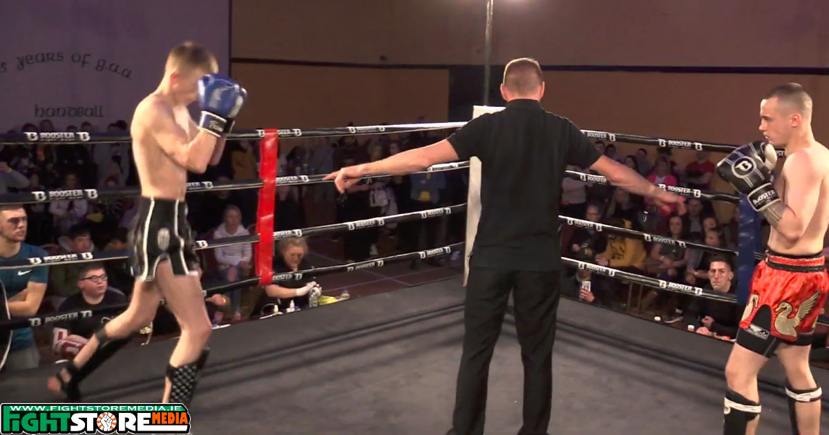 Watch: Luke Donnelly vs Jamie McCusker - Full Power Right Night 5