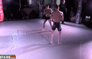 Watch: Matthew Friel vs Richie Bligh - Cage Warriors Academy Ireland