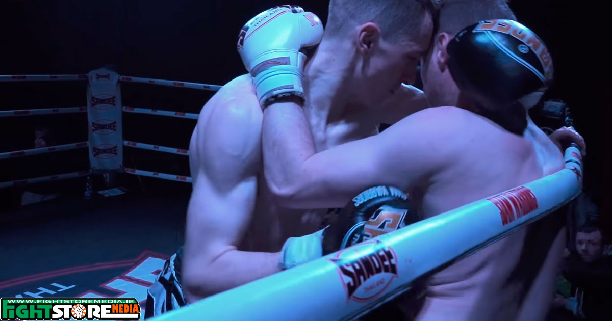Watch: Rob Murphy vs Luke O'Kelly - Rumble at the Rockies