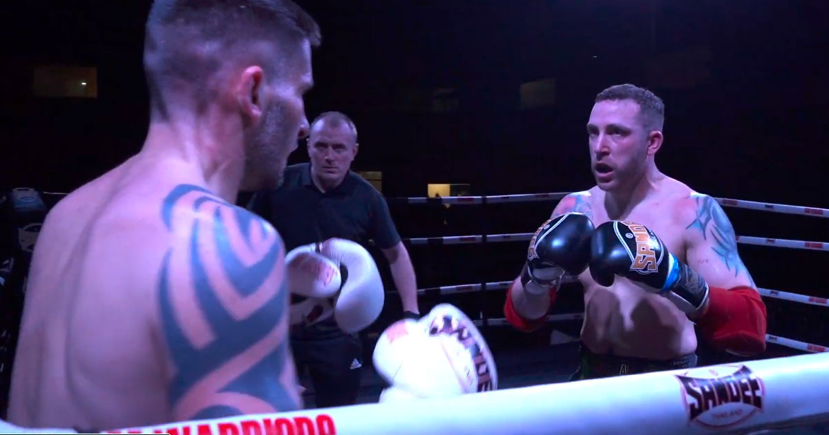 Watch: Robby Drought vs Shaun Brennan - Rumble at the Rockies