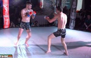 Watch: Ryan Murphy vs Carl McNally - Cage Warriors Academy Ireland