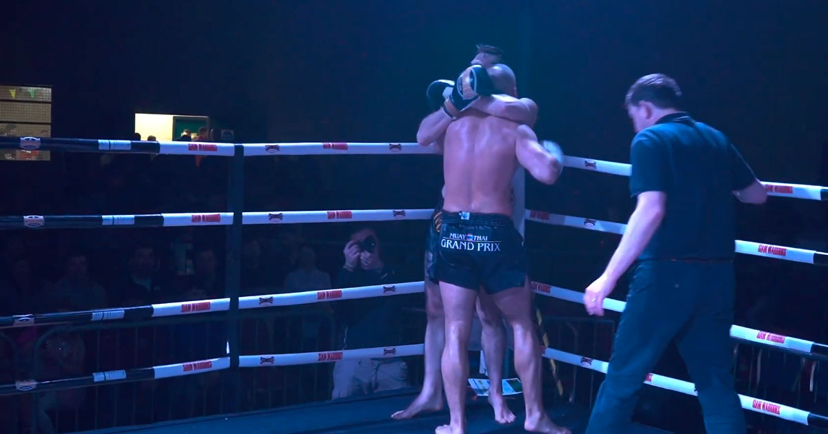 Watch: Staz Staz vs Lukasz Paprocki - Rumble at the Rockies