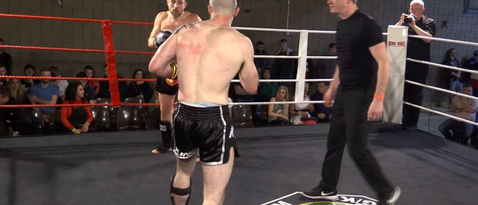 Watch: Andy Kerr vs Shaun Daly - Warriors Fight Night