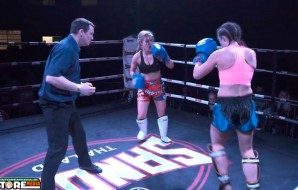 Watch: Aoife Micea vs Sarah Dunne - Rumble at the Rockies