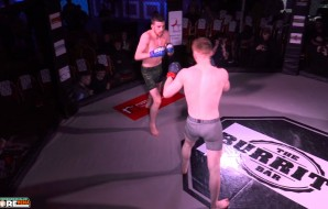 Watch: Dara McVey vs Mark McCavanagh - Cage Conflict