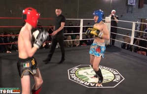 Watch: Evan Kelly vs Paddy Wieczorek - Warriors Fight Night