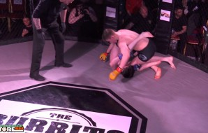 Watch: Graham Sheehan vs James Curry - Cage Conflict