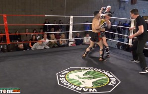 Watch: Hemen Ali vs Ryan Doherthy - Warriors Fight Night