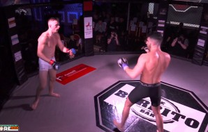 Watch: Jay Walker vs Aaron Steward - Cage Conflict