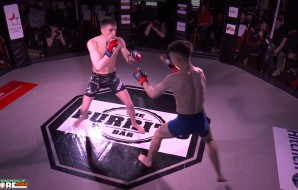Watch: Matthew Friel vs Dylan Doherty - Cage Conflict