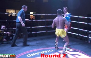 Watch: Ross Monahan vs Niyi Behan - Rumble at the Rockies
