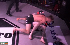 Watch: Stephen O'Neill vs Paul Hughes - Cage Conflict