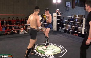 Watch: Zaba Cadabra vs Eoin Barret - Warriors Fight Night