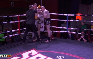 Watch: Aaron O'Reilley vs Liam Devaney - Cobra Muay Thai Event 7