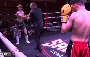 Watch: Daniil Tjurins vs Nathan Forde - Cobra Muay Thai Event 7