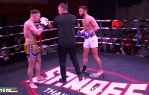 Watch: David Yvelerton vs Ger Hartigan - Cobra Muay Thai Event 7