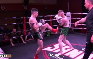 Watch: Eoin Lawler vs PJ Hanley - Cobra Muay Thai Event 7