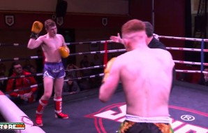 Watch: Paddy Wehrly vs Will Cogan - Cobra Muay Thai Event 7