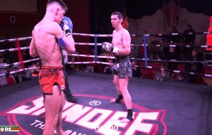 Watch: Ryan Cremin vs Kevin Kavanagh - Cobra Muay Thai Event 7