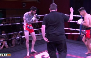 Watch: Ryan O'Driscoll vs Belal Ahmad - Cobra Muay Thai Event 7