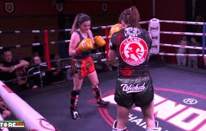 Watch: Tracy Duggan vs Zsuzsana Furey - Cobra Muay Thai Event 7