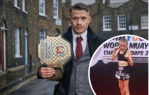 Nathaniel Wood sends message of support to Chloe Black